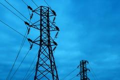 линии сила Стоковое Фото