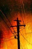 линии сила Стоковые Изображения RF