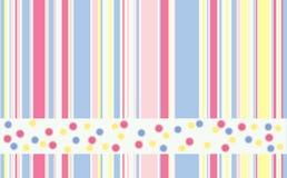 линии сладостная вертикаль цветков Стоковые Фотографии RF