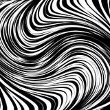 Линии снованные конспектом черно-белые предпосылка бесплатная иллюстрация