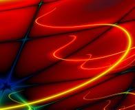 линии фрактали Стоковые Фотографии RF