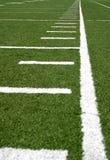 линии футбола Стоковое Изображение RF