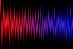 Линии цвета Стоковое Изображение RF