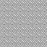 Линии черно-белой руки вычерченные раскосные иллюстрация вектора