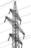 линии электропередачи иллюстрация вектора