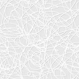 Линии эскиза в винтажном стиле Стоковые Фотографии RF