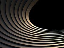 линии 3d Стоковые Изображения RF