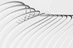 линии 3d Стоковое Изображение RF