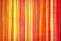 Линии Grunge цветастые Стоковое фото RF