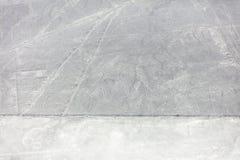 Линии Nazca от воздушных судн Стоковая Фотография