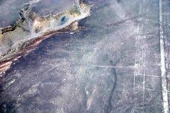 Линии Nazca Стоковые Изображения RF