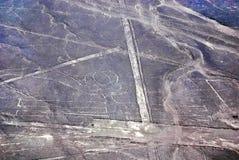 Линии Nazca Стоковая Фотография RF