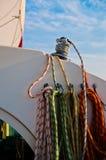 Линии Sailing Стоковые Изображения RF