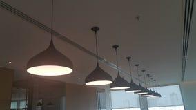 Линия лампы Стоковые Фотографии RF