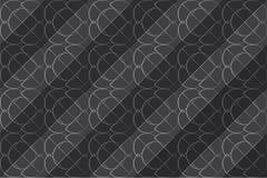 Линия безшовного вектора геометрическая стоковая фотография rf