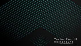 линия белизна предпосылки черная иллюстрация вектора