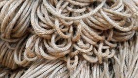 Линия веревочка Стоковая Фотография RF