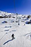 Линия вниз Vert лыжи 2 SM Perisher Стоковое Изображение