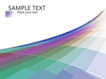 линия волна влияния мозаики бесплатная иллюстрация