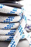 линия ворот sailing Стоковое Изображение