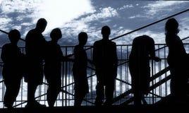 линия ждать Стоковые Фото