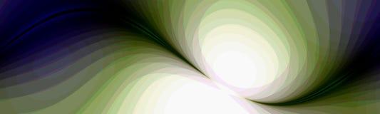 линия знамени искусства Стоковые Изображения