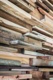 Линия картина деревянной предпосылки Стоковое фото RF