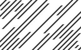 Линия картина, линии скорости иллюстрация штока