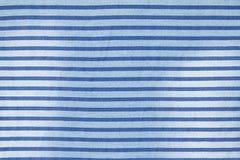Линия картина на предпосылке голубых джинсов Стоковые Изображения RF