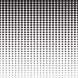Линия картина полутонового изображения Стоковая Фотография RF