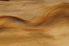 Линия картины в песчанике Стоковое Изображение RF