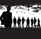 линия люди Стоковые Фото