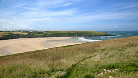 линия малая вода пляжа прибрежная Стоковое фото RF