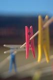 линия мыть шпеньков Стоковые Фото