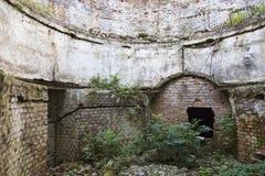 Линия обороны форта Бухареста Стоковые Фотографии RF