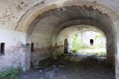 Линия обороны форта Бухареста Стоковая Фотография