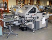 линия отделки магазин печати стоковые фотографии rf