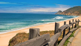 Линия побережья Калифорнии Стоковые Изображения RF