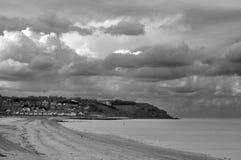 Линия побережья старого стиля Стоковая Фотография RF