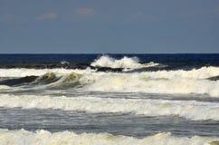 Линия побережья Стоковая Фотография