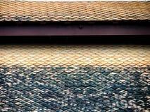 Линия предпосылка крыши horizental картины Стоковая Фотография