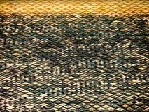 Линия предпосылка крыши horizental картины Стоковая Фотография RF