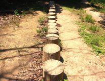 Линия путь стоковое фото rf