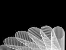 линия разрешение иллюстрации круга высокая Стоковые Изображения RF