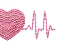Линия сердца Стоковое Изображение