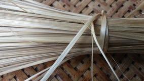 Линия сделанная от бамбука Стоковое Изображение RF