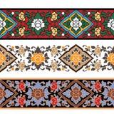 Линия тайский дизайн Стоковое фото RF