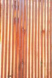 Линия цинк ржавчины Стоковое Фото