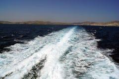 Линия Greywater Стоковое Изображение RF