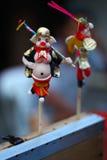 Липкая handmade помадка Стоковое Фото